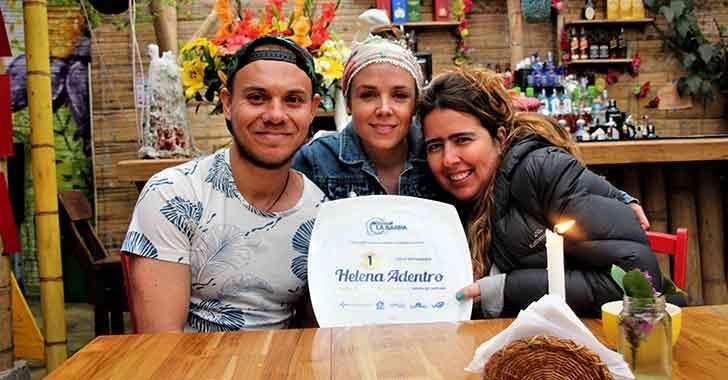 Helena Adentro, el mejor  restaurante del Eje Cafetero