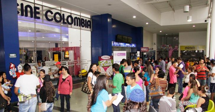 ¿Cine gratis para TODOS los colombianos? El reto de Cine Colombia