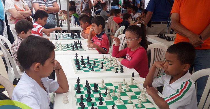 Santa Teresita de Pijao dominó en el Interdepartamental de Ajedrez