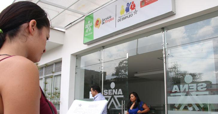 El Sena oferta 45 vacantes para obreros en La Tebaida y en Montenegro