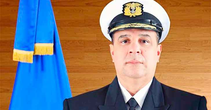 Paro cardiorrespiratorio habría causado la muerte del almirante Leonardo Santamaría