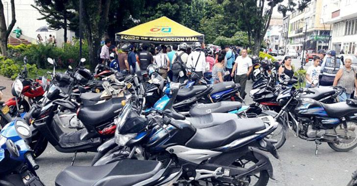 El 80% de los motociclistas se ven involucrados en accidentes