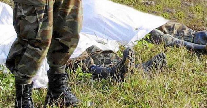 Judicializan a tres militares por 'falsos positivos'