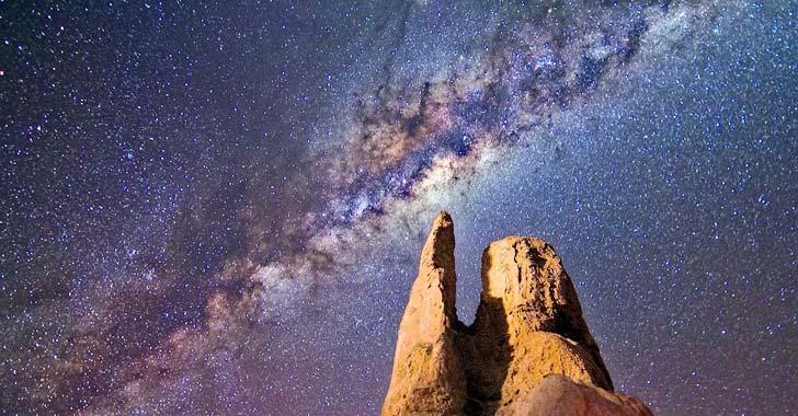 Estudio apoya la idea de que la Vía Láctea se encuentra en el vacío galáctico