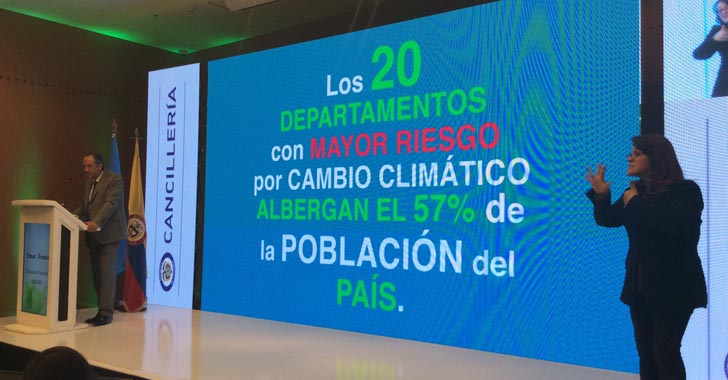 Ideam advierte sobre efectos de cambio climático en el país