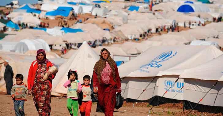 La violación de la tierra y las mujeres incrementan los refugiados