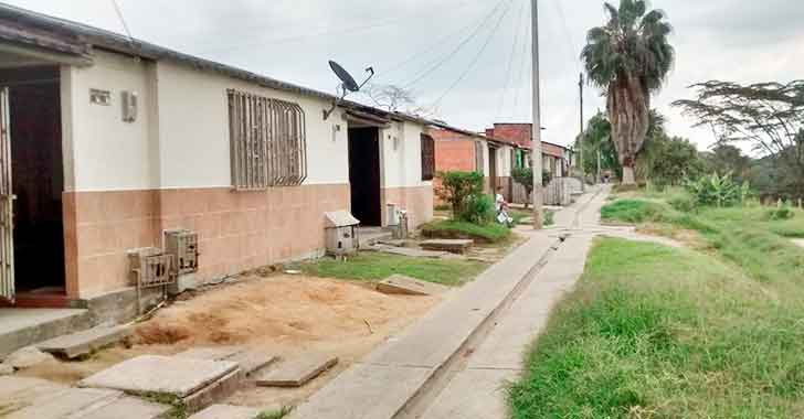 Residentes de Balcones de La Villa denunciaron que les están robando hasta la tranquilidad