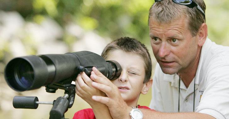 A mayor edad del padre, mayor posibilidad de que el hijo tenga características 'frikis'