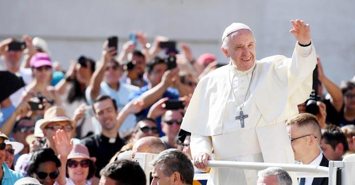 Conozca la agenda del papa Franciso en Colombia