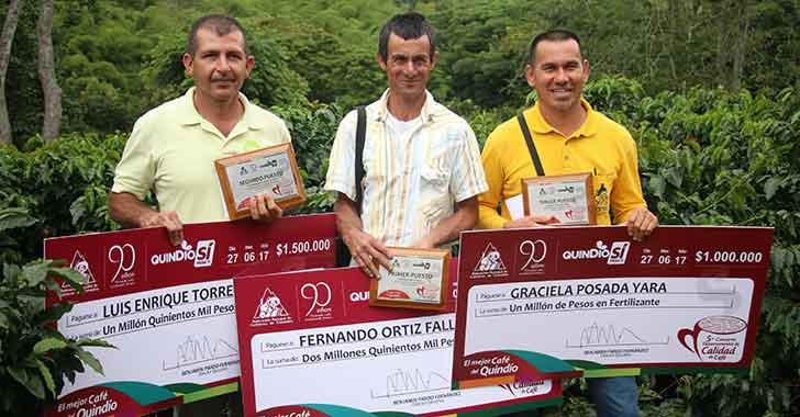 Génova se llevó el título a El Mejor Café del Quindío