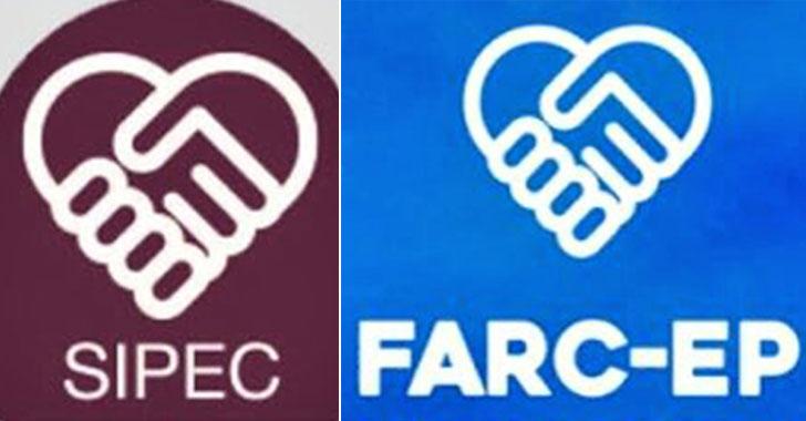 nuevo logo de las farc 191un plagio la cr243nica del quind237o
