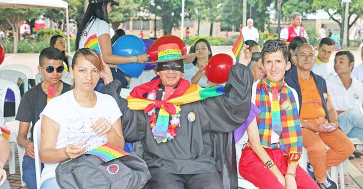 Respeto e inclusión  son las peticiones de comunidad Lgbti