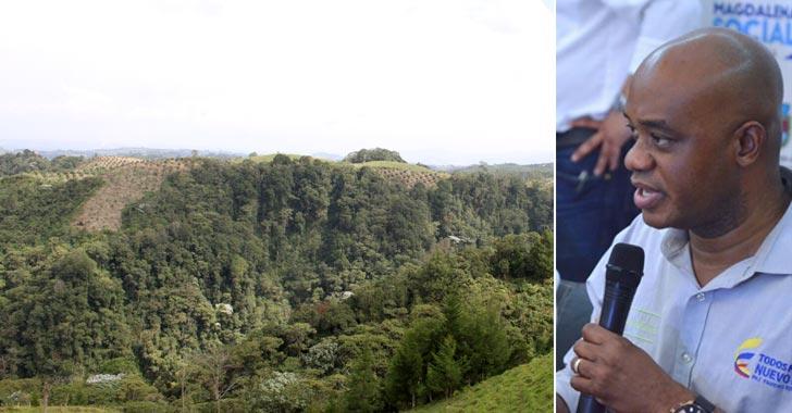 El país invertirá cerca de 70mil millones de pesos en conservación ambiental