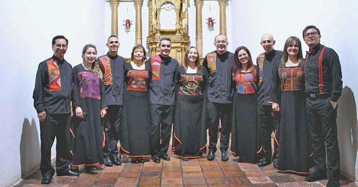 Ensamble Entrevoces de Tunja, invitado en concierto de Armenia