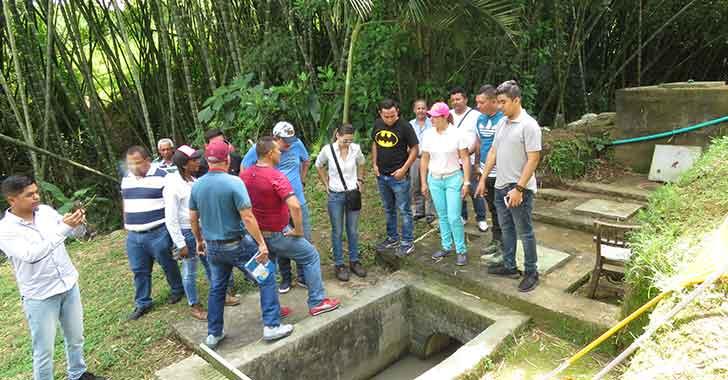 En dos meses, Ptar de La Tebaida realizará el 90% de descontaminación