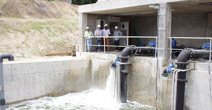 """""""EPA tiene la capacidad de suministrar agua a la ciudad"""", Hurtado Plazas"""