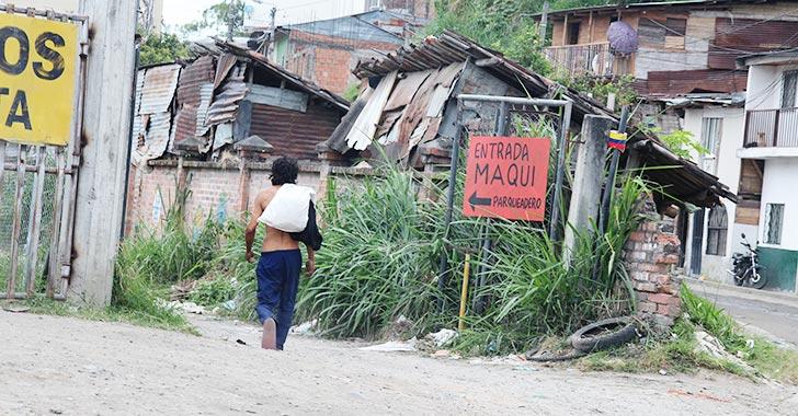 Museo Maqui, afectado por indigentes