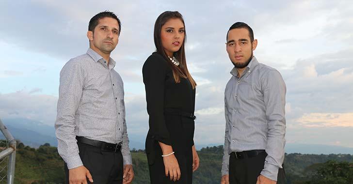 Mapi y su grupo,  proyecto musical con sello quindiano