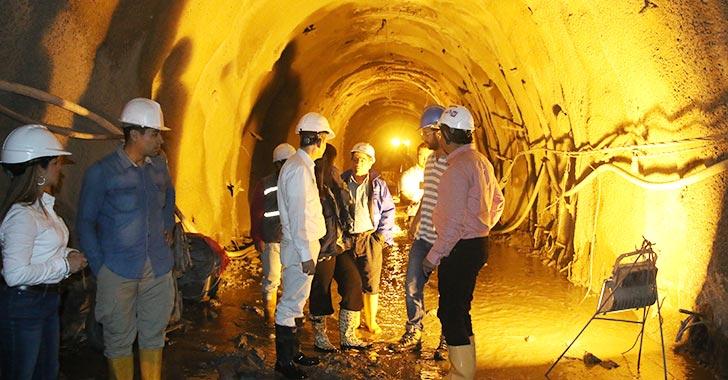 Cuatro meses tiene el contratista del túnel de La Línea para pedir prórroga