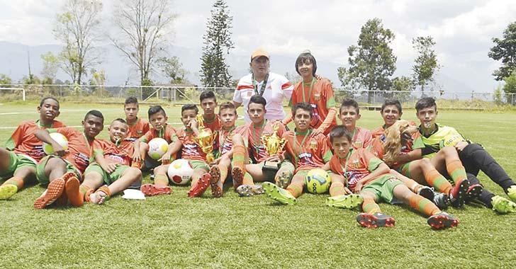 Envigado FC Quindío ganó la Copa de Campeones