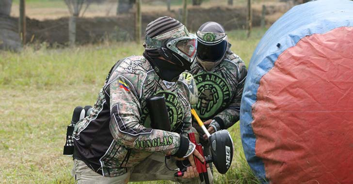 Quindío recibe la adrenalina de la Copa Blackdog de Paintball