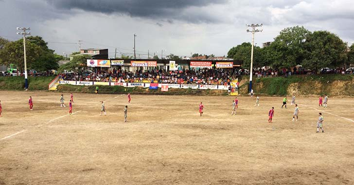 En Ciudad Dorada se conocerán los finalistas de la Copa Veteranos