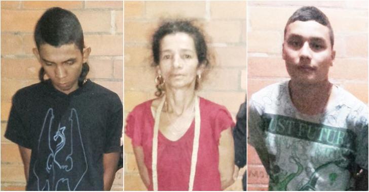 CTI capturó a tres prófugos de la justicia