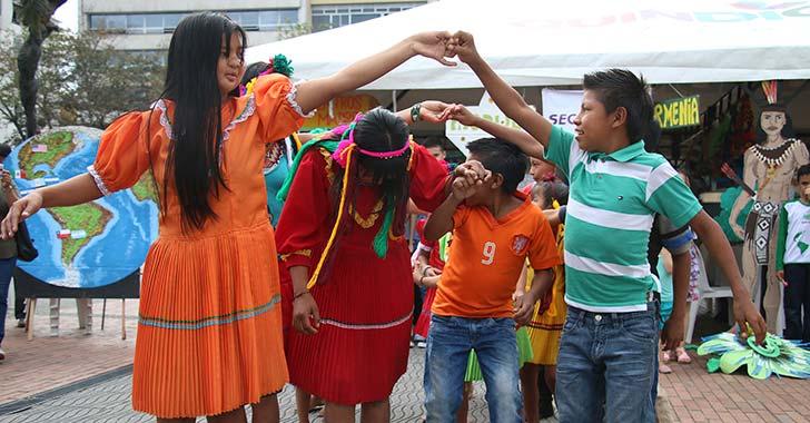Indígenas exigen respeto por la Madre Tierra