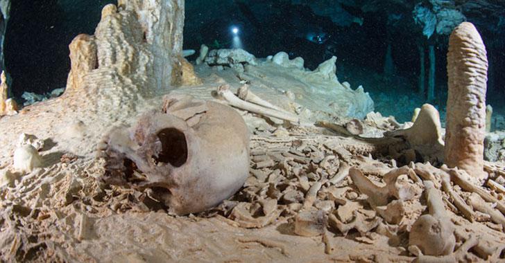 Los primeros humanos llegaron a América hace 13.000 años