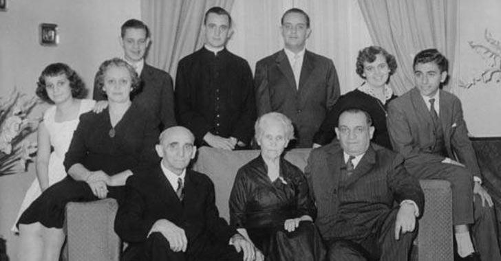 La vida de Jorge Mario Bergoglio Sivori: Francisco. Parte I