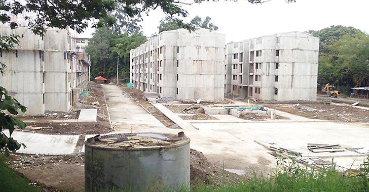 Problemas internos complican construcción de Villa Cecilia y San José