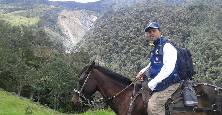 Pijao se declararía en calamidad por riesgo de avalancha