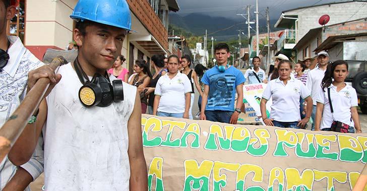 El 12 de noviembre habrá consulta popular sobre explotación minera en Córdoba