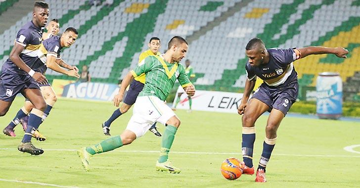 Deportes Quindío recuperó el aire y venció a Atlético FC 2-1 por la B