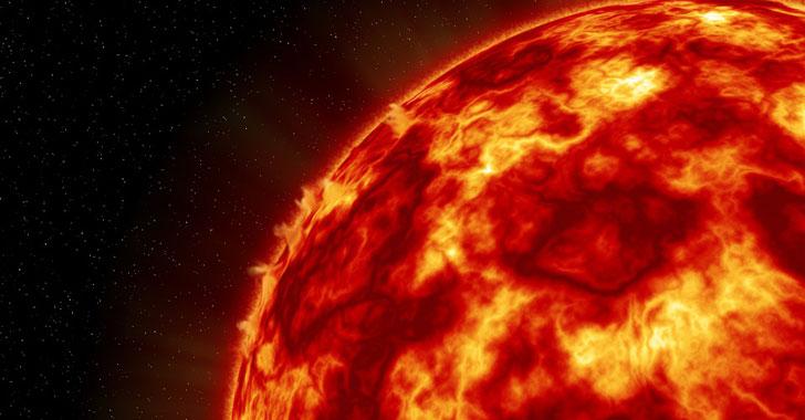 Detectan la llamarada solar más potente de los últimos 10 años