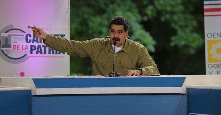 Maduro dice que trump es el nuevo hitler de la pol tica for La politica internacional