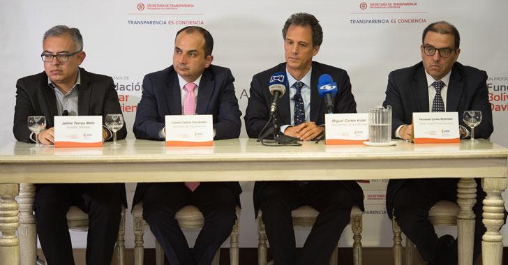 En marcha Pacto por la Transparencia y la Integridad entre el Gobierno y el Sector Social