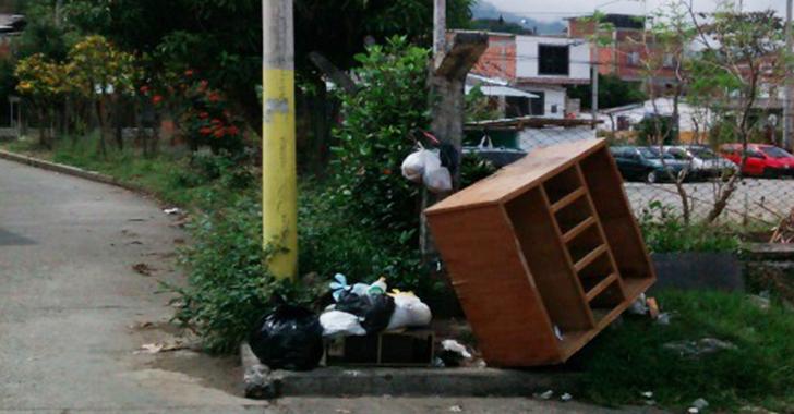 """""""Problemática de basuras en Calarcá es un tema de cultura ciudadana"""""""