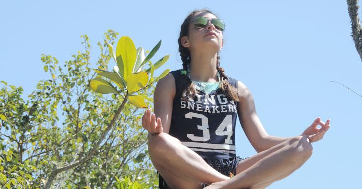 La meditación varía la estructura del cerebro y reduce el estrés social