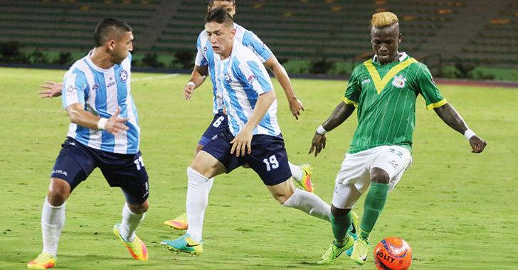 Deportes Quindío ganó de visitante: 3-2 a Real Santander