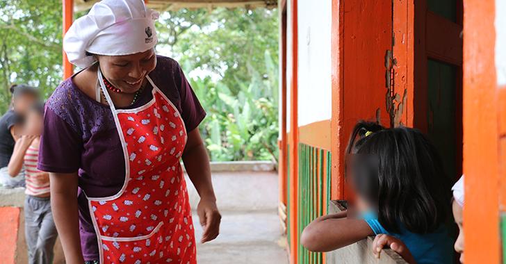 Con neumonía permanecen hospitalizados 7 niños indígenas