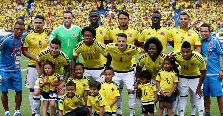 Colombia jugará en Rusia su sexto mundial y busca mejorar lo hecho en Brasil