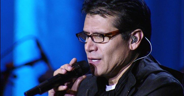 Adrián Romero, este jueves en concierto