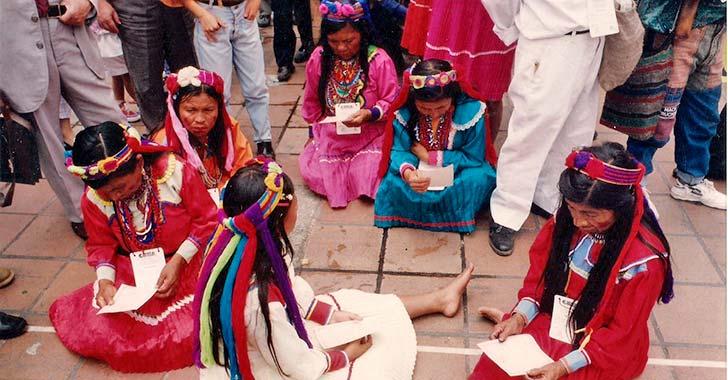 El 12 de octubre, una celebración infausta para la Colombia étnica