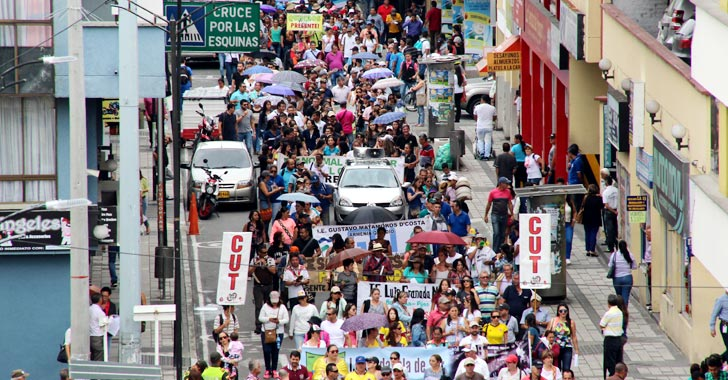 Este jueves, marcha nacional en apoyo a pilotos de Acdac
