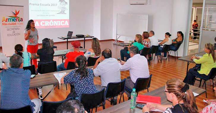 Prensa Escuela invitada a la XIV Semana de la Comunicación