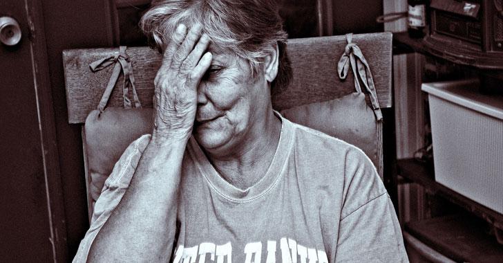 Abandono, flagelo común en los adultos mayores