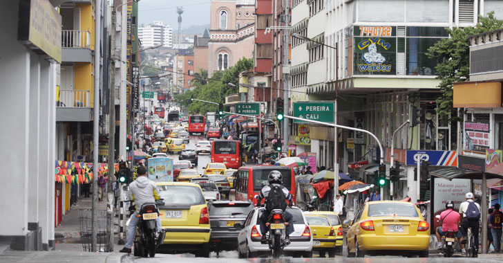 Armenia Cómo Vamos: movilidad, transporte, espacio público y cultura