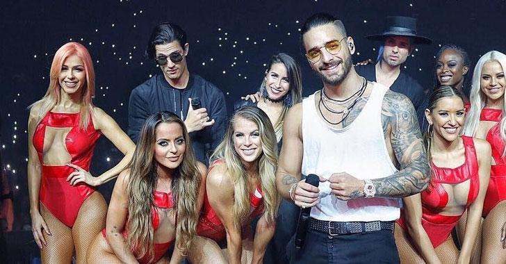 """'Felices los cuatro', de Maluma, censurada en Cuba porque """"incita al sexo en grupo"""""""