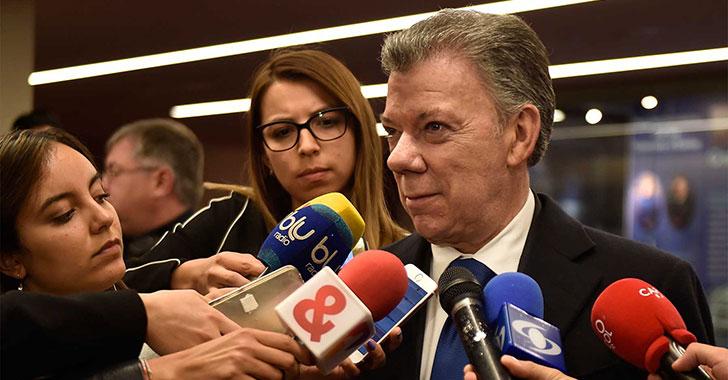 Santos condena atentado en Nueva York y pide unidad contra el terrorismo